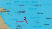 Aardbeving met kracht van 5,9 in eilandengroep Vanuatu