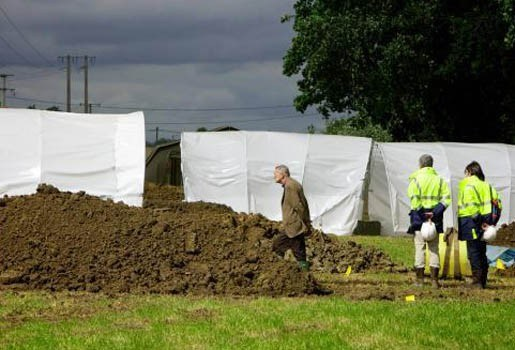 Soldaten uit WOI na 90 jaar opgegraven en geïdentificeerd