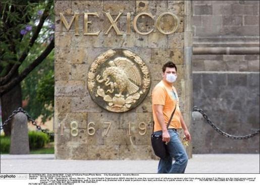 Mexico versoepelt maatregelen tegen de griep