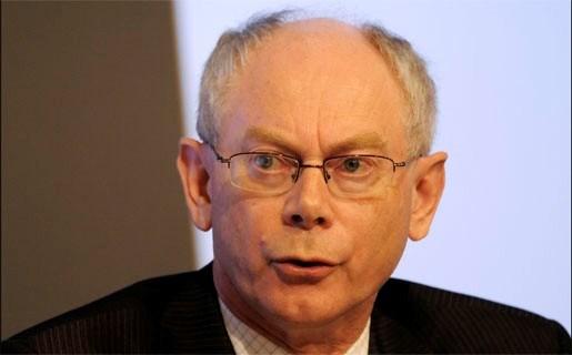 Van Rompuy wil nog meer uitgeven om crisis tegen te gaan