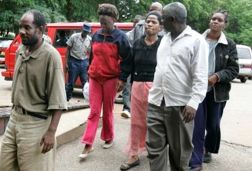 Zimbabwaanse activisten opnieuw aangehouden