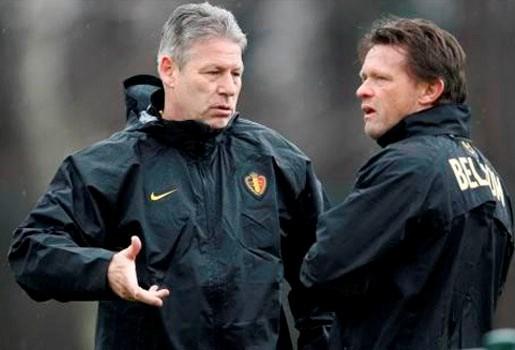Vercauteren interim-bondscoach Rode Duivels