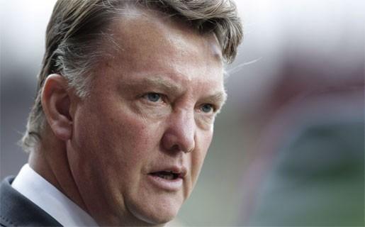Louis Van Gaal blijft nog optie voor voetbalbond