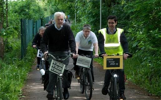 Stad trekt vijf miljoen uit voor betere fietspaden