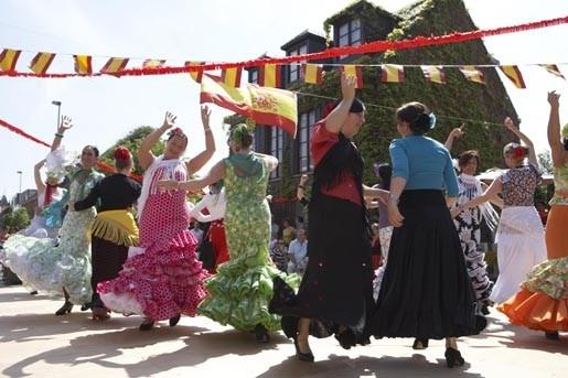 Flamenco Fusion op Cultuurmarkt