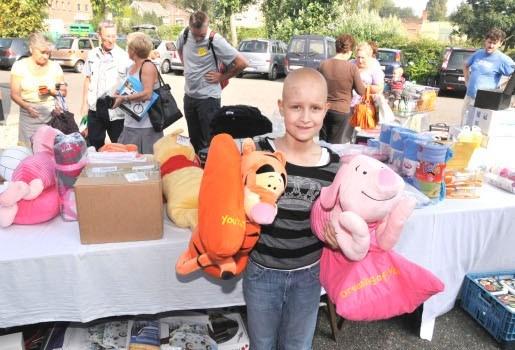 'Kind van het jaar' overlijdt aan kanker
