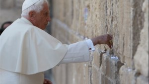 Paus wil verzoening tussen christenen en moslims