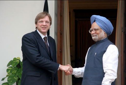 Partij premier Manmohan Singh wint Indiase parlementsverkiezingen