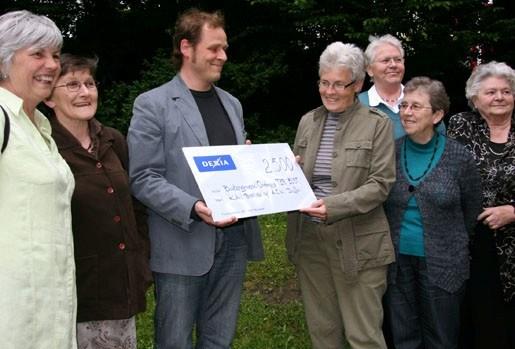 Ter Elst krijgt financiële steun voor bouwproject