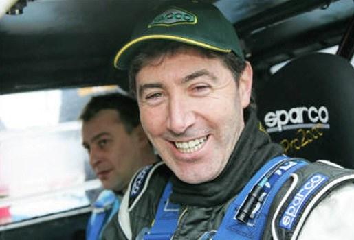 Patrick Snijers wint Sezoensrally in Bocholt