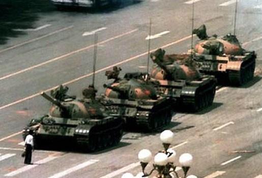 Alles over het Tiananmenprotest