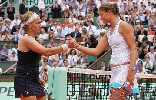Russische vrouwenfinale op Roland Garros