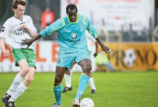 Speelt Koita volgend seizoen in Genk of in Kortrijk?