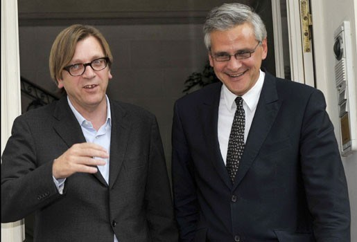 CD&V, Open Vld, Sp.a en N-VA bereid om Vlaamse regering te vormen