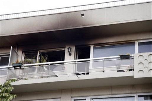 Vrouw van 52 overleeft brand in appartement niet