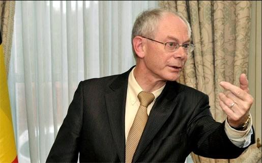 Van Rompuy wil begroting van 2010 én 2011 opmaken