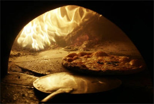 120 jaar pizza Margherita