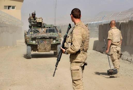 Dertig Belgen onder vuur genomen in Afghanistan