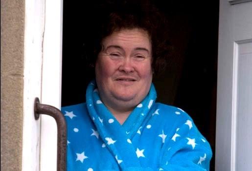 Eén minuutje Susan Boyle kost 9.750 euro