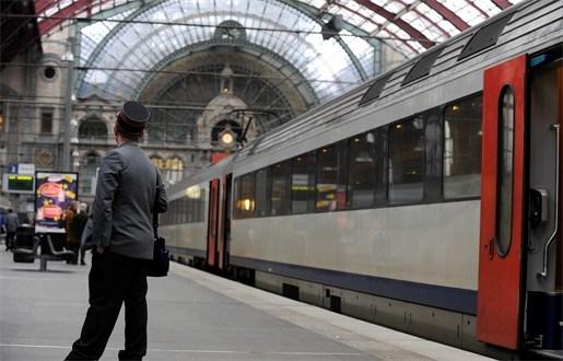 Trein vertrekt uit Brussel-Centraal zonder begeleider