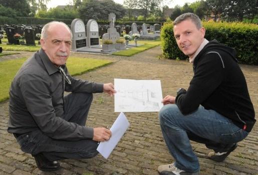 Architecten ontwerpen kosteloos herinrichting kerkhof