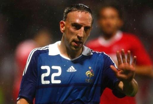 Ook Ribéry (Bayern) voor monsterbedrag naar Real Madrid?