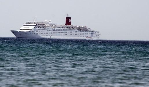 Mexicaanse griep gijzelt toeristen op cruiseschip