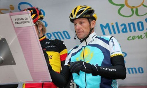 Film over Lance Armstrong in de maak?