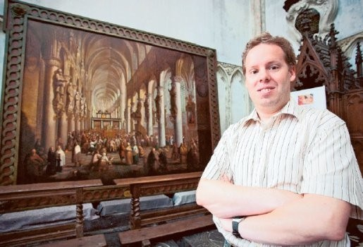 Kerken onthullen verborgen schatten