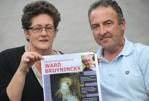 Inwoners herdenken priester Ward Bruyninckx