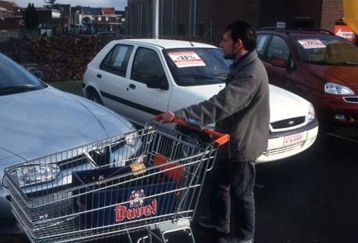 België derde duurste autoland in Europa