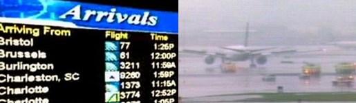 Succesvolle landing nadat piloot sterft tijdens vlucht uit Brussel