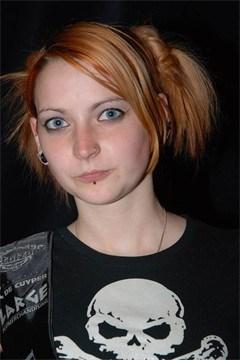 Kandidate 4 Miss Metal: Daisy uit Brugge