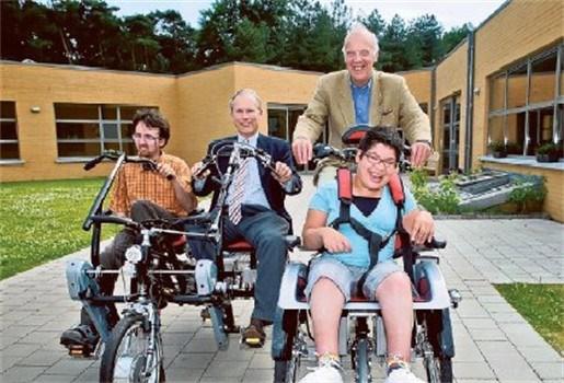 Bewoners De Kade vechten om mee te mogen fietsen