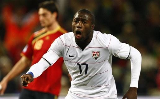 VS naar finale Confederations Cup na 2-0 zege tegen Spanje