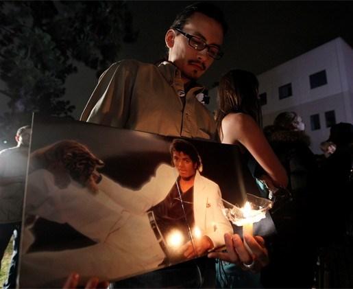 """""""Geen sporen van misdrijf op lichaam Michael Jackson"""""""