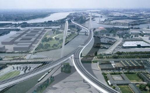 """Vzw Ademloos: """"Tunnel onder Schelde ligt níét diep genoeg"""""""
