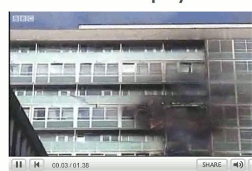 Zes mensen sterven bij brand in Londen