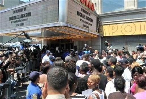 Los Angeles heeft geen geld voor herdenking Michael Jackson