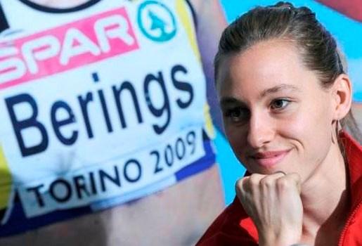 Eline Berings zwak op Golden League Oslo