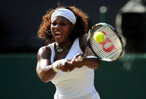 Serena Williams wint Wimbledon
