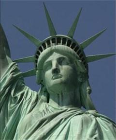 Kroon Vrijheidsbeeld opnieuw open voor publiek