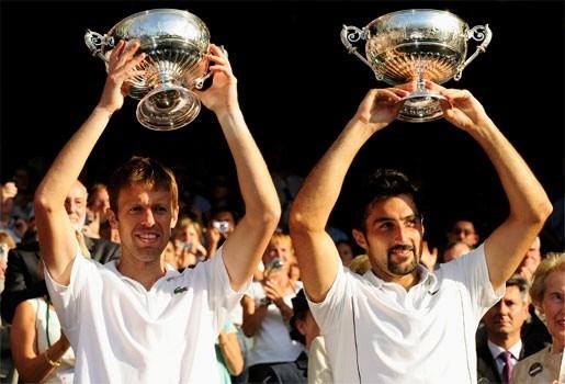 Nestor en Zimonjic triomferen opnieuw