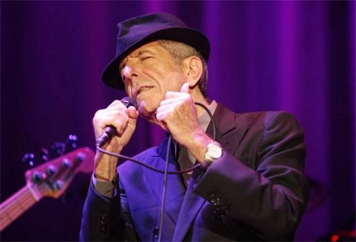 Leonard Cohen eert Yasmine