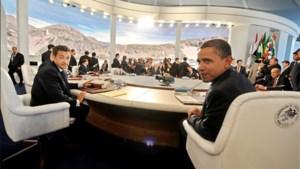 G8-top voorspelt weinig goeds voor Kopenhagen