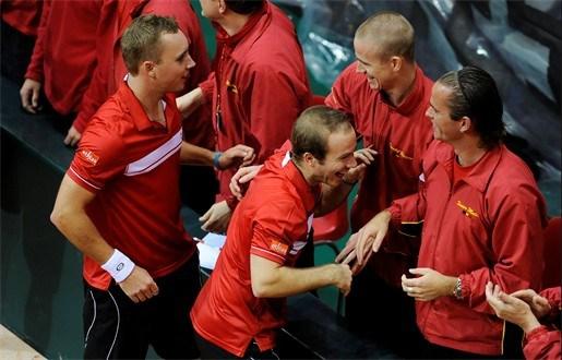 Belgische mannen stijgen opnieuw op ATP-lijst