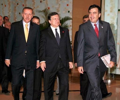 Akkoord rond Nabucco-pijpleiding ondertekend in Ankara