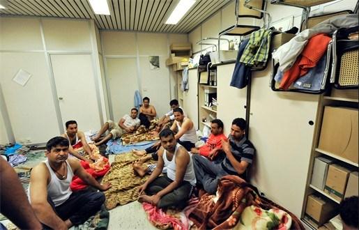 Fedasil opent dispatching opnieuw, asielzoekers naar hotels