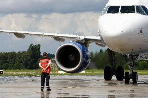 Vliegverkeer daalde met ruim 8 procent in eerste jaarhelft