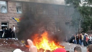 Communisten verliezen dan toch in Moldavië